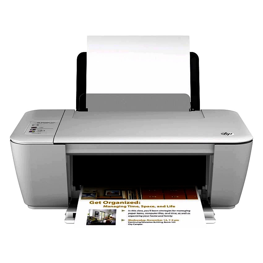 HP Printer Scan Copy DJ1510 - white