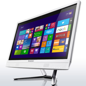 LENOVO IdeaCentre C360 576 All-in-One - White