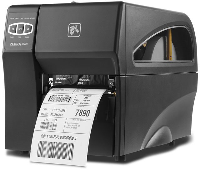 ZEBRA Barcode Printer [ZT22042]