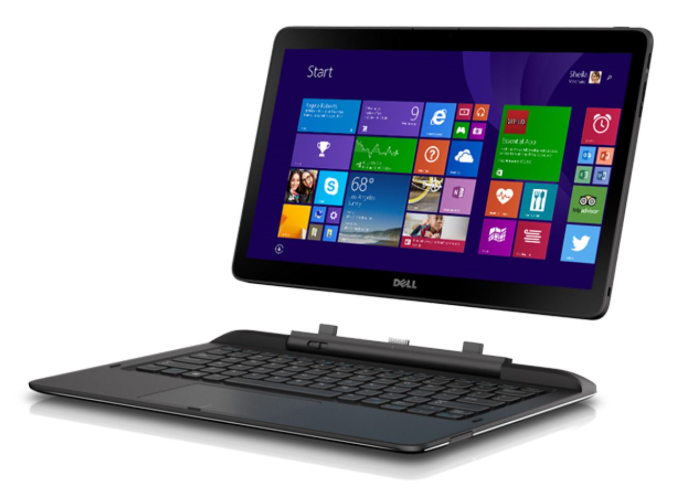 Latitude 13 7000 Series 2-in-1