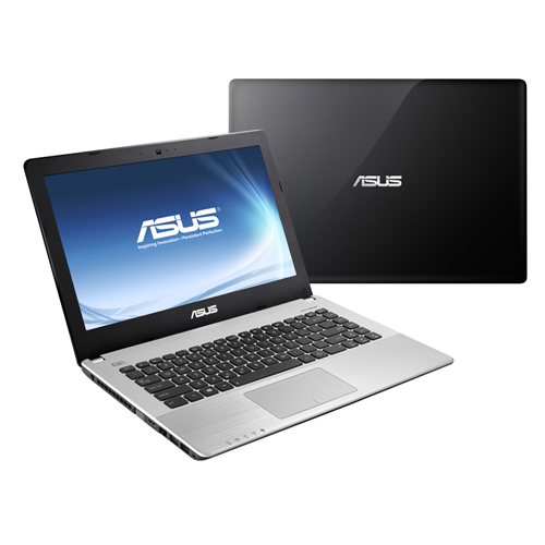 ASUS Notebook X450JF-WX023D - Black