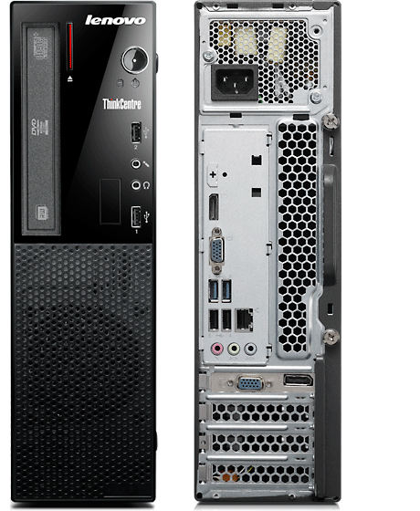 LENOVO ThinkCentre Edge E73-LIA Small Form Factor