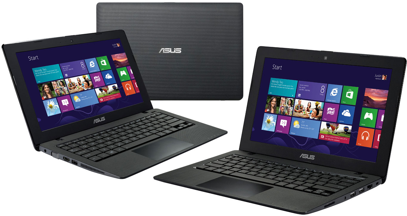 ASUS Notebook X200MA-KX119D - Black